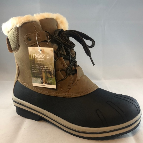 BearPaw Shoes - Pawz women's winter boots, Style-Ginnie Size 9 New
